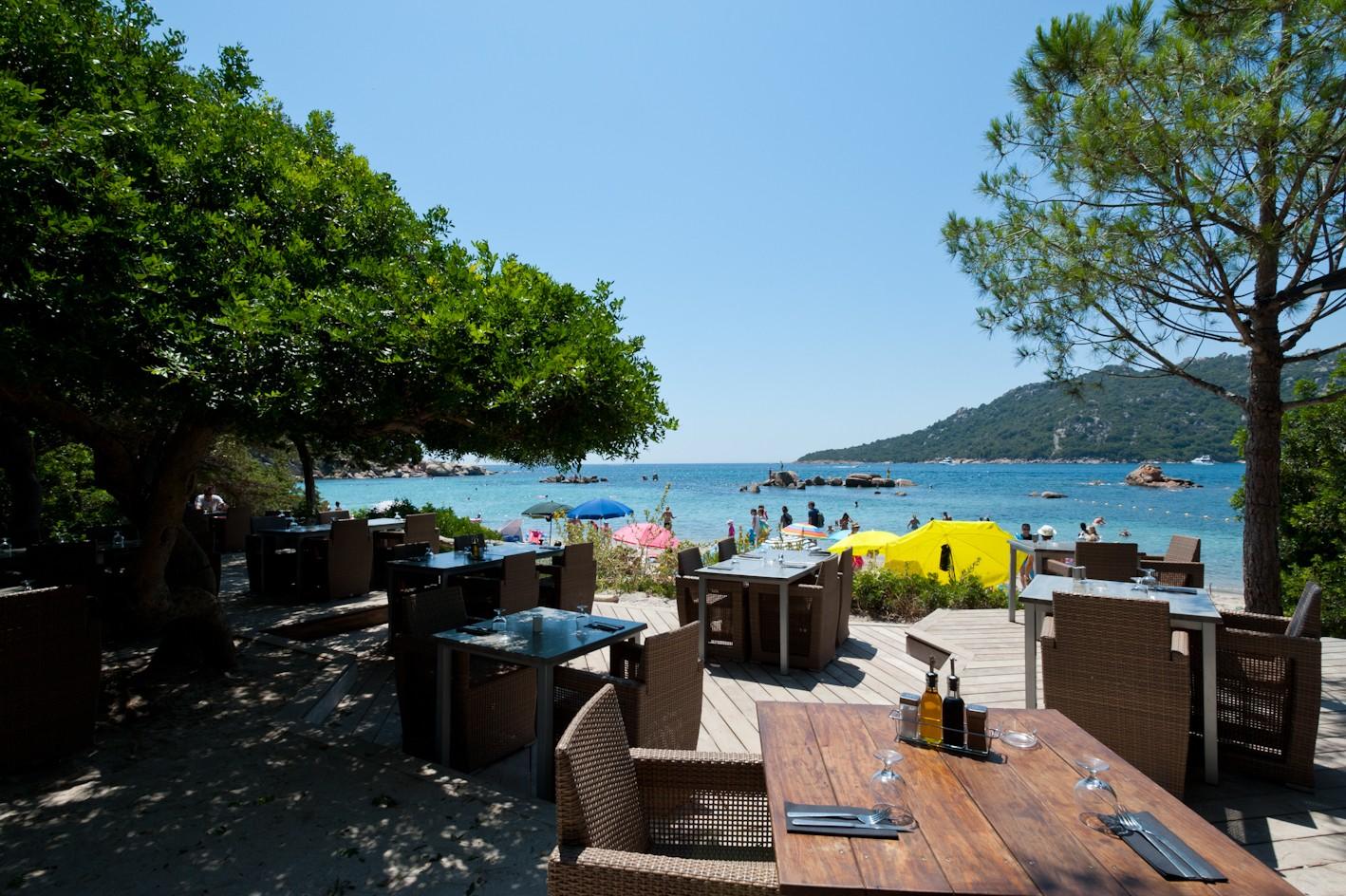 Restaurant Fort Santa-Giulia